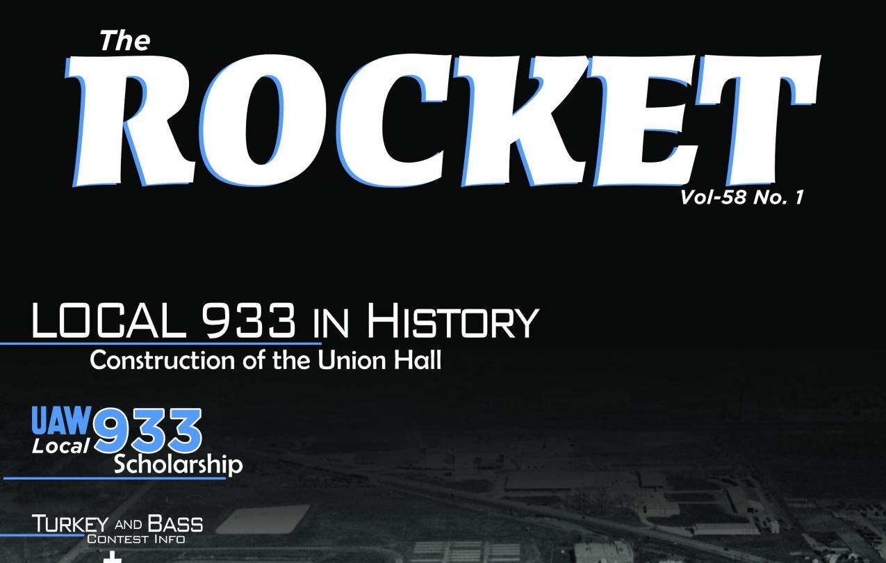 The Rocket Volume 58 - No. 1