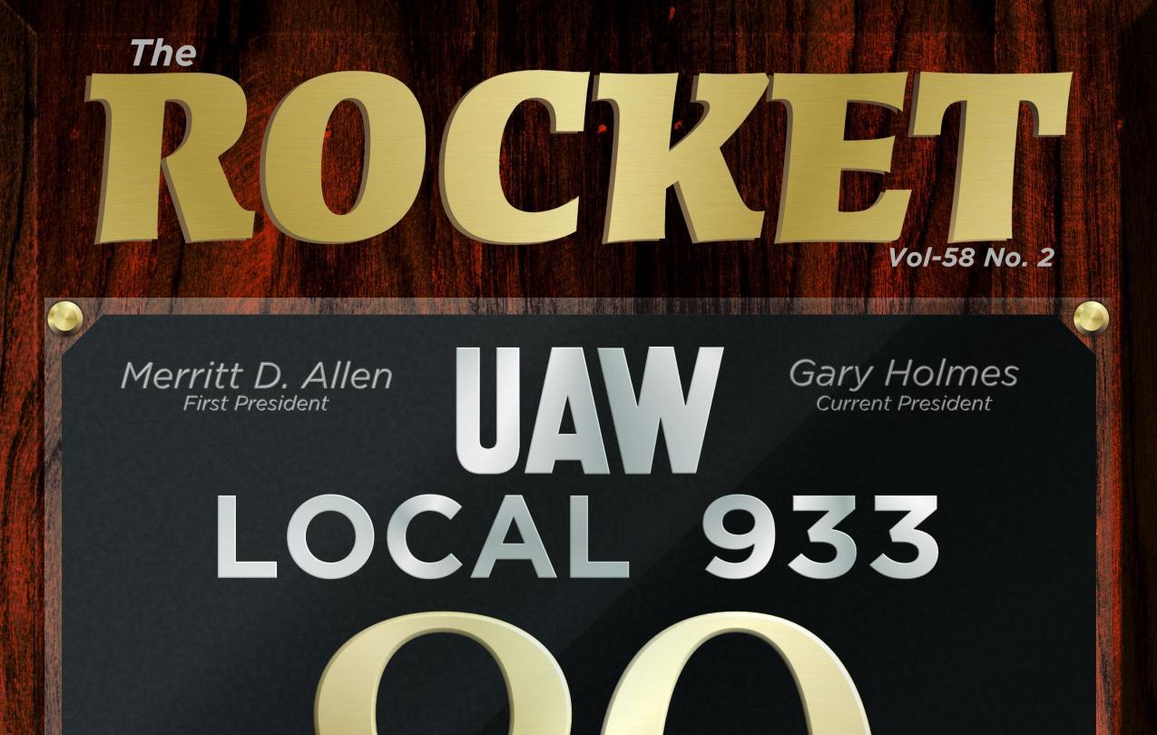 The Rocket Volume 58 Number 2